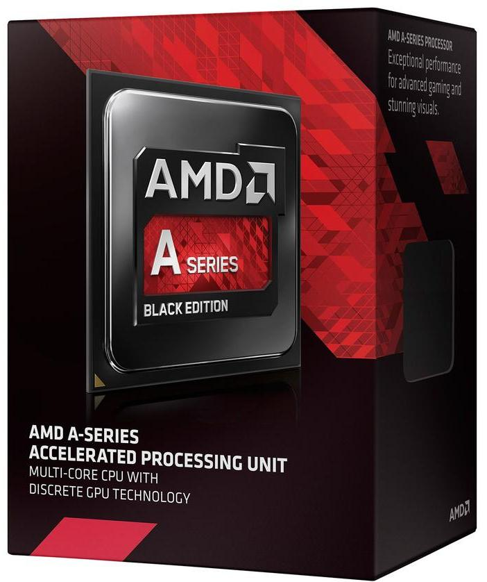 AMD A10 X4 7860K (3600-4000Mhz,4MB ,28nm,65W,FM2+ Godavari) BOX