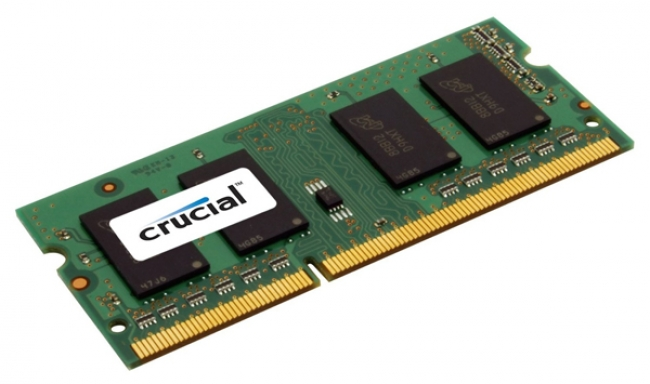 SO-DIMM DDR4 16Gb 2133MHz Notebook Crucial