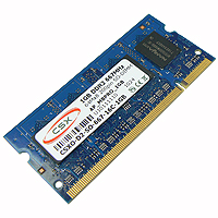 SO-DIMM 2Gb 800MHz Notebook DDR2 CSX