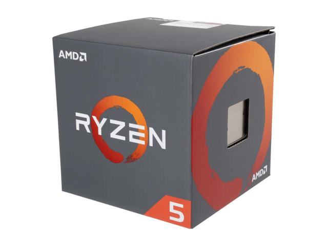 AMD Ryzen 5 1400 3.2GHz Socket AM4 dobozos YD1400BBAEBOX