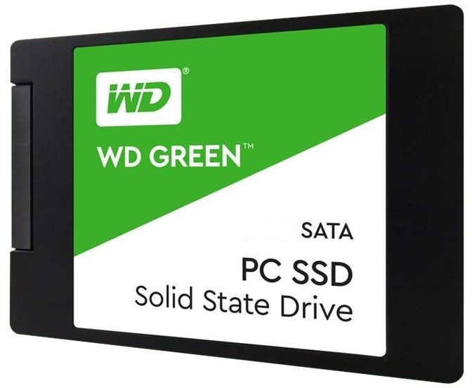 WD 120GB WDS120G1G0A Green 430/540